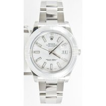 Rolex Datejust II Steel 41mm White United States of America, Florida, Miami