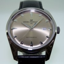 Girard Perregaux new Automatic Display back Central seconds Luminous hands Limited Edition 40mmmm Steel Sapphire crystal