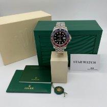 Rolex 126710BLRO Zeljezo 2018 GMT-Master II 40mm rabljen