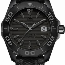 TAG Heuer Aquaracer 300M Titanium 41mm Grey