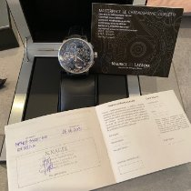 Maurice Lacroix Masterpiece Squelette MP7128-SS001-400-1 2015 pre-owned