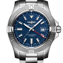 Breitling Steel 45mm Automatic A32395101C1A1 new