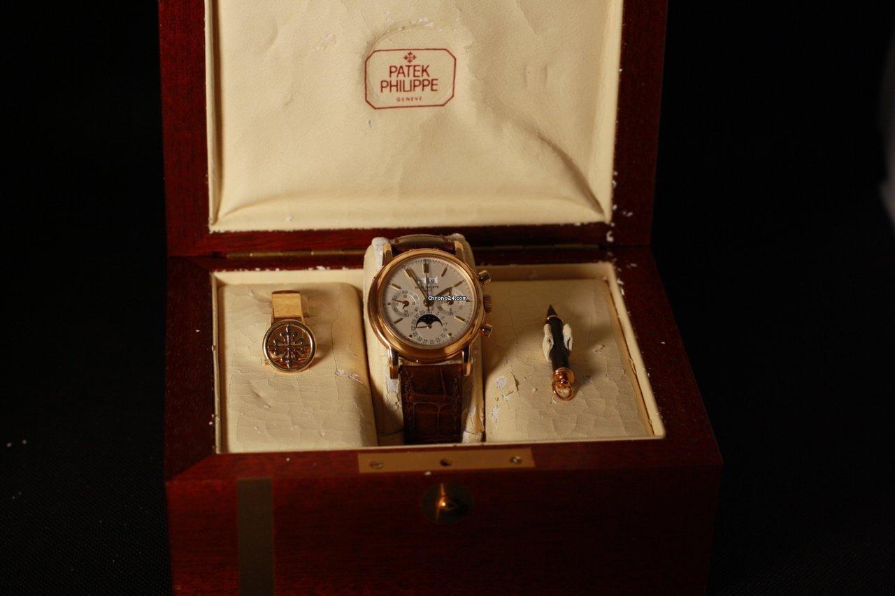 Patek Philippe Perpetual Calendar Chronograph 3970 J 1993 new