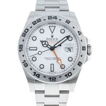 Rolex Explorer II Steel 42mm White United States of America, Georgia, Atlanta