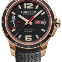 Chopard Mille Miglia Or rose 43mm Noir