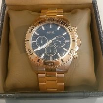 Guess Ocel 44mm Quartz W0170G3 nové