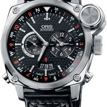 Oris BC4 Steel Black United States of America, New York, Brooklyn