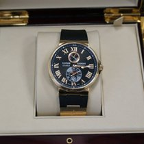 Ulysse Nardin Maxi Marine Chronometer 43mm Savarona Limited...