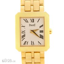 Piaget Protocole Rectangle Gold Unworn Papers 2017 D