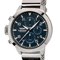 Haemmer HF-02-M Prudent Independica Chronograph Herren 50mm 10ATM