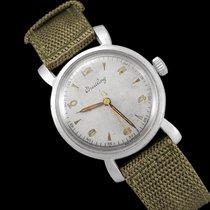Breitling 1945 Vintage Mens Waterproof Style Watch - Stainless...