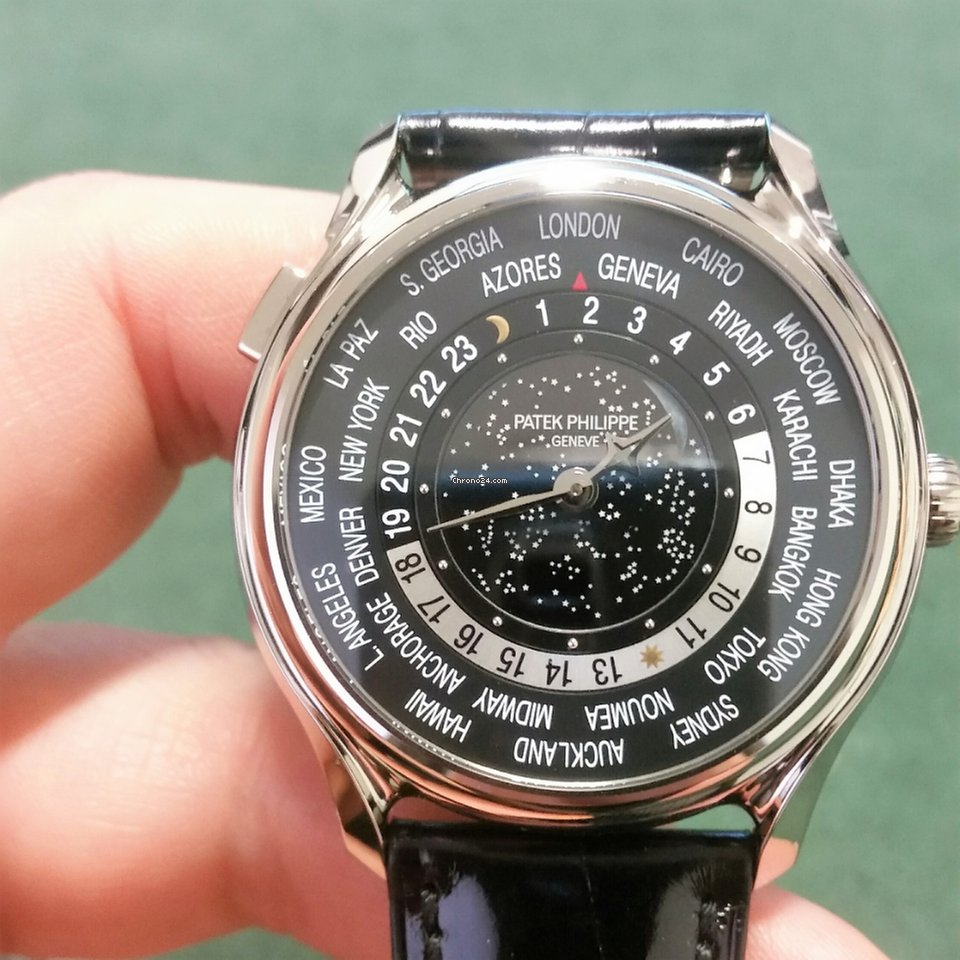 sito affidabile fe78f 70d48 Patek Philippe World Time 175 Year Anniversary Limited Edition - 5575g