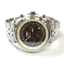 Breitling For Bentley Motors T 42mm Stainless Steel Mens Watch...