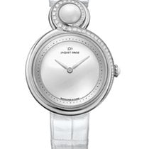 Jaquet-Droz Lady 8 White Ceramic