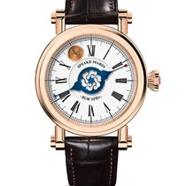 Speake-Marin Rose gold 42mm Automatic Rum Watch new