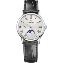 Zenith Elite Ultra Thin new Automatic Watch with original box and original papers 03.2330.692/02.c714