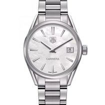 TAG Heuer Carrera Lady 32mm Quartz new Watch with original box and original papers 2021