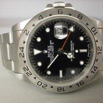 "Rolex Explorer II 16570 S/s 40mm ""t"" Series Vintage Auto Watch"