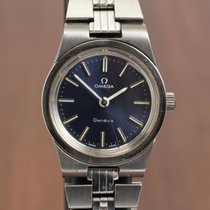 Omega Genève new Manual winding Watch with original box 796 0811