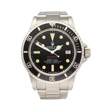 Rolex Sea Dweller Double Red Stainless Steel Men's 1665 - COM1657