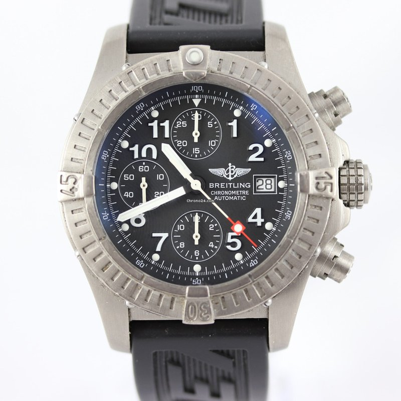 c2289de35cc Breitling Avenger Chronograph E13360 - Compare preços na Chrono24