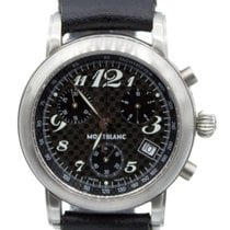 Montblanc Meisterstuck Sport Chronograph 38mm Men's Watch 7046