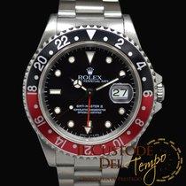 Rolex GMT-Master II 16710 Coke W Serial