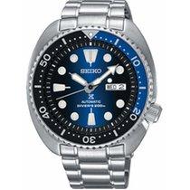Seiko Prospex SRPC25K1 Seiko Prospex Sea Subacqueo Acciaio Blu Giorno 2020 nuevo