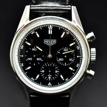 """TAG Heuer Carrera re-edition 1964 """"Two Dials"""" Full Set"""