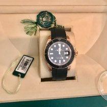 Rolex Yacht-Master 40 Rose gold 40mm Black No numerals United States of America, South Carolina, Charleston