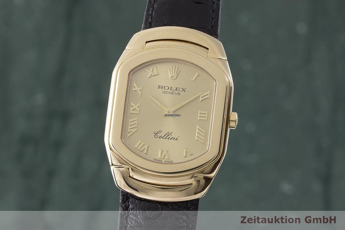 b9c82c27582 Rolex Cellini Ouro amarelo - Todos os preços de relógios Rolex Cellini Ouro  amarelo na Chrono24