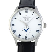 Maurice Lacroix Staal 40mm Automatisch MP6707-SS001-112-1 nieuw