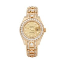 Rolex Lady-Datejust Pearlmaster Yellow gold 29mm United Kingdom, Bishop's Stortford