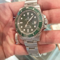 Rolex Acier Remontage automatique Submariner Date occasion France, Salon de Provence