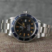 Rolex Sea-Dweller Stål 40mm Sort Ingen tal