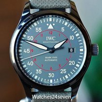 IWC Ceramic 41mm Automatic Pilot Mark new
