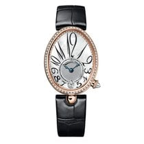 Breguet 8918BR/58/964/D00D Rose gold 2019 Reine de Naples 36.5mm new
