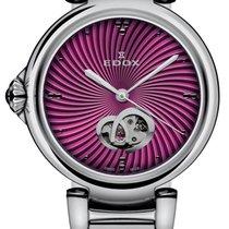 Edox Kadın Kol Saati 33mm yeni Orijinal kutuya ve orijinal belgelere sahip saat