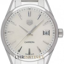 TAG Heuer Carrera Lady Steel 36mm Mother of pearl