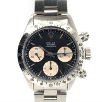 Rolex Daytona Steel 37mm Black No numerals United States of America, New York, New York
