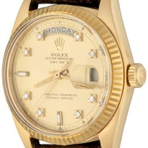 Rolex 1803 Or jaune Day-Date 36 35mm occasion