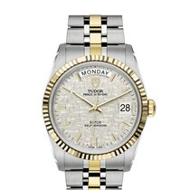 Tudor 76213-0019 Gold/Steel Prince Date 36mm new