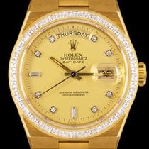 Rolex Day-Date Oysterquartz Yellow gold 36mm Champagne United Kingdom, London