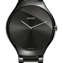 Rado R27741182 True Thinline Quartz Ceramic 39mm Watch
