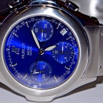 Hublot Bang MDM Chronograph Steel Automatic