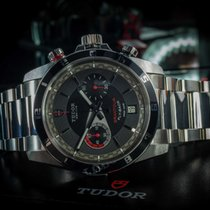 Tudor Grantour Chrono Fly-Back Steel