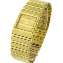 Piaget 7131C701 Piaget Mens Square Polo i Yellow Gold - on...