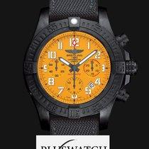 Breitling Avenger Hurricane 45mm Chronograph Yellow Dial