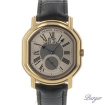 Daniel Roth Rose gold 38mm Automatic 208.X.40 new