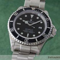 Rolex Sea-dweller 4000 Automatik Edelstahl Herrenuhr Ref: 16600